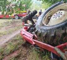 Accident în weekend la Târșolț