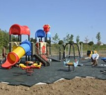 Un nou parc în Carei