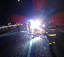 Grav accident de circulație produs în apropiere de Carei