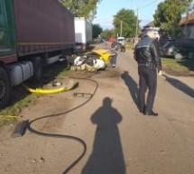 Accident rutier în Marna Nouă