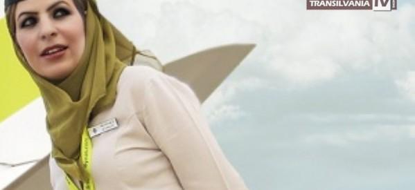 Companie aeriană din Arabia Saudită caută stewardese la Satu Mare