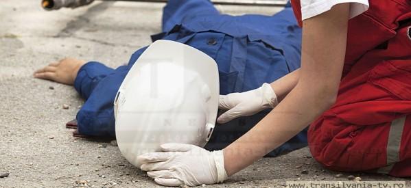 Accident de muncă la o firmă din Satu Mare