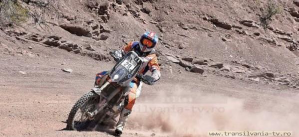 Emanuel Gyenes a încheiat Raliul Dakar 2017 pe locul 17