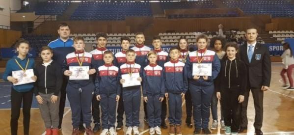 Judoka de la Fușle Security pe podium la Cupa Transilvaniei