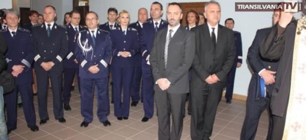 A fost sfințit sediul IPJ Satu Mare de pe strada Mihai Viteazu