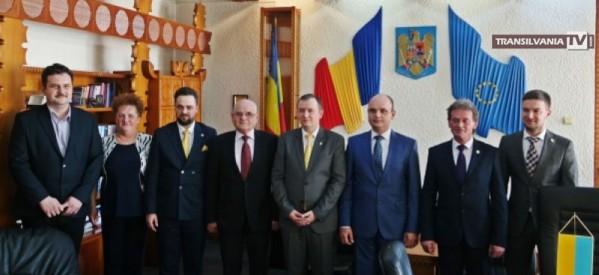 Satu Mare și Ujgorod vor să-și dezvolte aeroporturile în cadrul unui proiect comun, cu finanțare europeană