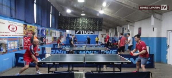 Câștigătorii etapei zonale a Cupei ASPR la tenis de masă