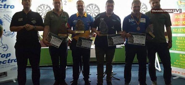Satu Mare a găzduit în week-end Campionatul Național de Darts.