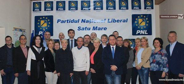 Doina Feher este noul președinte local al PNL Satu Mare