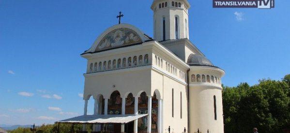 Mănăstirea Măriuș, catedrala Țării Codrului.