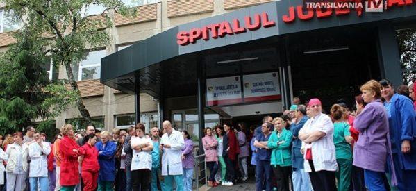 Niciun laborator din Spitalul Județean nu este acreditat. Toți banii de asigurări se duc la privați.