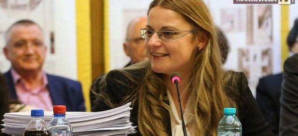O tânără din Carei, Olah Emese, este noul viceprimar al municipiului Cluj-Napoca