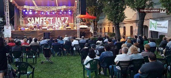 Jazz-ul a alungat furtuna din oraș