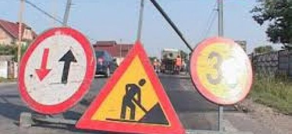 Circulația pe Strada Digului va fi închisă timp de trei zile