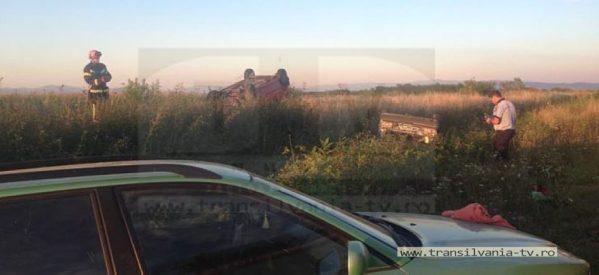 Accident grav între Odoreu și Băbășești