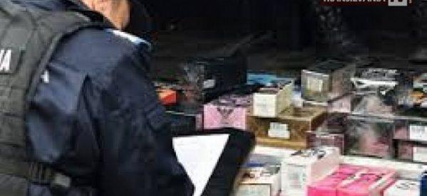 Jandarmii au prins două persoane care vindeau prafumuri contrafăcute