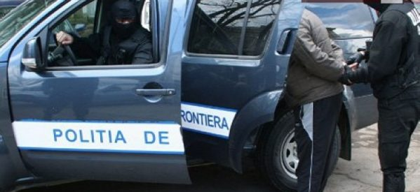 Bărbat violent, căutat de autorităţi, depistat la P.T.F. Petea