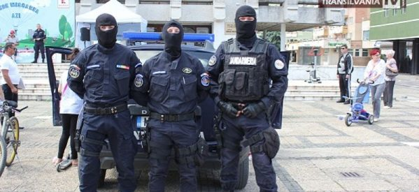 Jandarmii sătmăreni vor asigura ordinea publică la Zilele Orașului Satu Mare