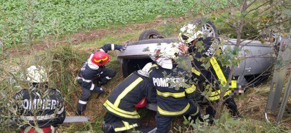 Accident mortal în Ciuperceni