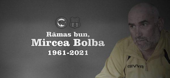 S-a stins din viață Mircea Bolba